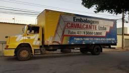 Título do anúncio: Vendo caminhão 1620 caminhão Mercedes