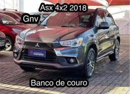 Título do anúncio: Asx 4x2 2018 Gnv novíssima falar com Mayara