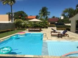 1488- Luxuosa e ampla casa Serrambi 6 suites, piscina, compl. equipada!