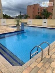 Título do anúncio: Apartamento com 1 dormitório para alugar, 55 m² por R$ 1.307,00/mês - Cibratel I - Itanhaé