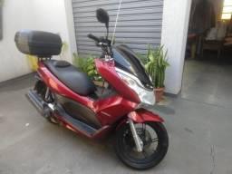 Título do anúncio: Honda Pcx Vermelha