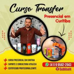Long Drink Personalizado - Curso de Transfer ctba