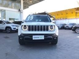 Jeep Renegade Limit 2019 branco Flex