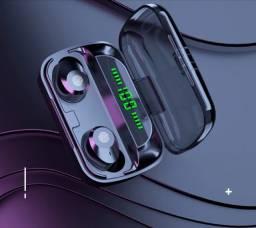 Fones de ouvido sem fio bluetooth v5.1