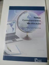 Livro Temas Contemporâneos da Educação