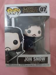 Pop Funko Jon Snow Oficial