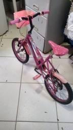 Título do anúncio: Bicicleta aro 16 Fadinha