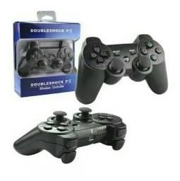 Controle DualShock PS3 Recarregável (ENTREGA GRÁTIS)