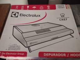 Depurador de ar electrolux de60b