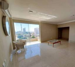 Alugo apartamento no Goiabeiras-Edifício Cidade Cuiabá, com 152 m²,3 quartos, sendo 1 suít