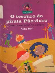 O Tesouro do Pirata Pão Duro
