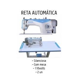 Máquina de costura Industrial Reta Automática |  Aceito propostas/ofertas