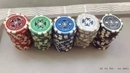 Kit Poker 100 peças