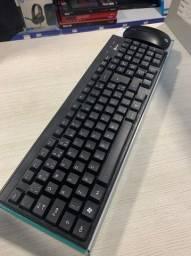 Kit mouse e teclado sem fio Dynamic Vinik (novo)