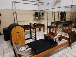 Aparelhos de Pilates Studio Completo Muito Novo