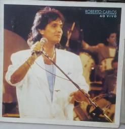 Disco de Vinil - Roberto Carlos ao Vivo - Perfeito estado