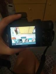 Câmera fotografia semi profissional