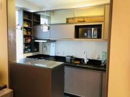 Apartamento com 2 dormitórios 1 suíte semi mobiliado em Areias São José