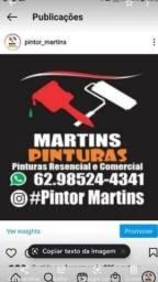 """Pintor Martins  """"Pinturas Martins"""""""