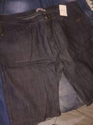 TORRO bermudas jeans (tamanhos grandes)