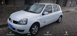 Título do anúncio: Renault Clio Previlege 1.0 16v completo no GNV