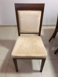 Cadeiras ótimo estado de conservação