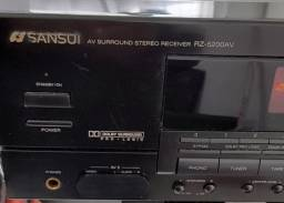 Receiver Sansui RZ-5200AV