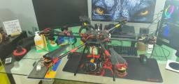 Drone hexacoptero profissional tarot T810 Completo. Pronto pra voar.
