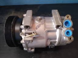Compressor do Logan - Sandero