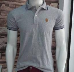 Fabrica em Goiânia - Goiás. Camisa Gola Polo Masculina. Pagamento na Entrega