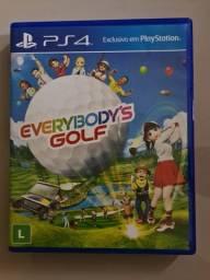 Jogo Ps4 Everybody's Golf