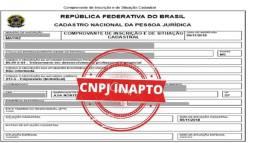 Título do anúncio: Regularização de CNPJ inapto