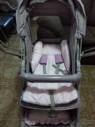 Carrinho de bebê Galzerano Feminino Corumbá.