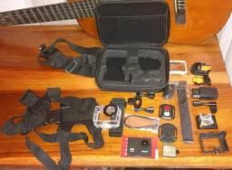 Câmera de ação Eken h9r 4k