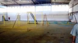 Barracão comercial para locação, estádio, rio claro.