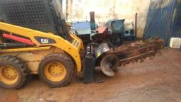 Implemento valetadeira T6 Caterpillar