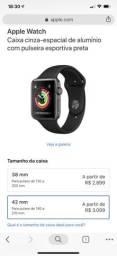Apple Watch Série 3 42mm GPS