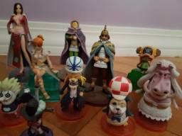 Coleção One Piece Anime Action Figures