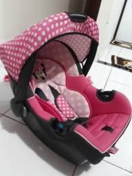 Bebê conforto da Minnie Rosa, usado comprar usado  Viana