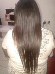 Faço mega hair