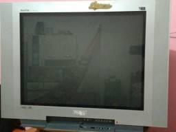 Televisão de tubo de 29 polegadas