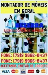MONTADOR DE MÓVEIS BEZERRA é só ligar 9.96628437