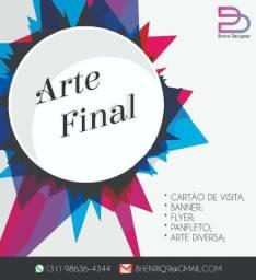 Arte Final - Material Gráfico - Material Digital