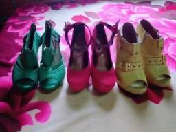 Sapatos n'35