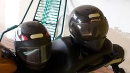 Vendoo 2 capacetes