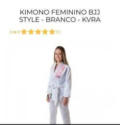 Kimono bjj kvera