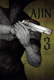 Ajin - Edição 3 Demi-Human