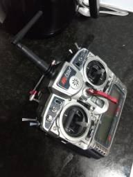 Radio controle JR 9 Aeromodelo helimodelo
