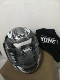 Capacete Robocop yohe n°58