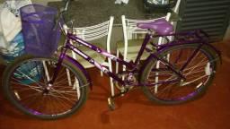 Vendo esta bicicleta no valor de 300R$
